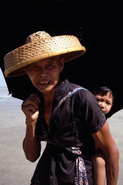 Shangchuan Island, Guangdong, China 1989