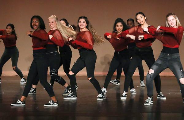 Dance Recital 2018