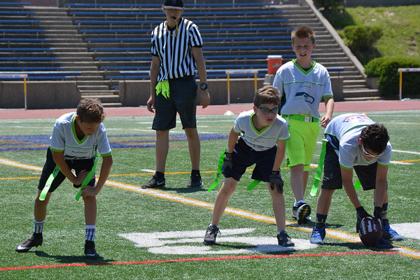 Seahawks Flag Football Play-Offs