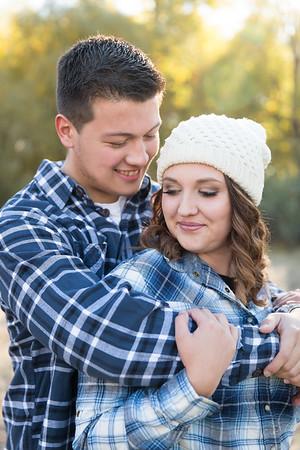 Kayla & Payton Engagement