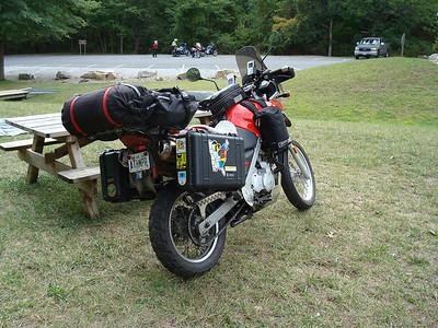 2008 Sherando Lake Rally