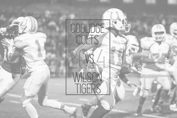 Coolidge vs Wilson