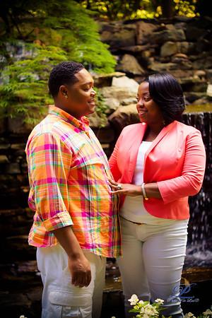 Raven & Percy  Engagement Photos