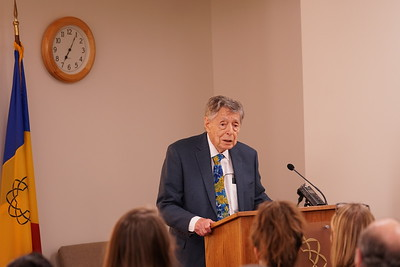 SGI Minneapolis Dialogue Series  Dr. Robert O. Fisch 11-10-16
