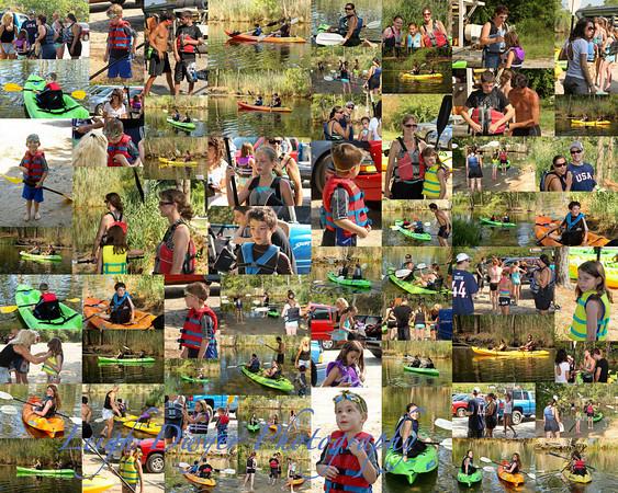 Adventures in Kayaking 2010