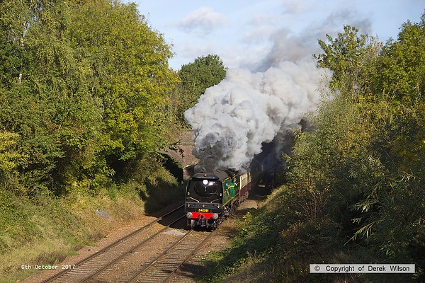 2017, 6th October, Great Central Railway Autumn Steam Gala