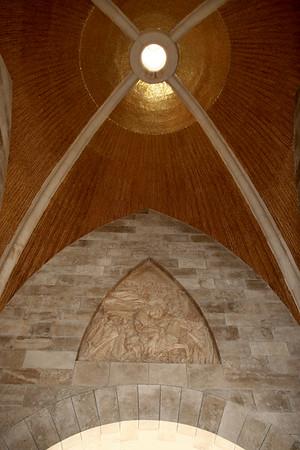 Church Dominus Flevit, The Lord Wept Church '16