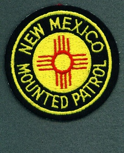 New Mexico Mounted Patrol