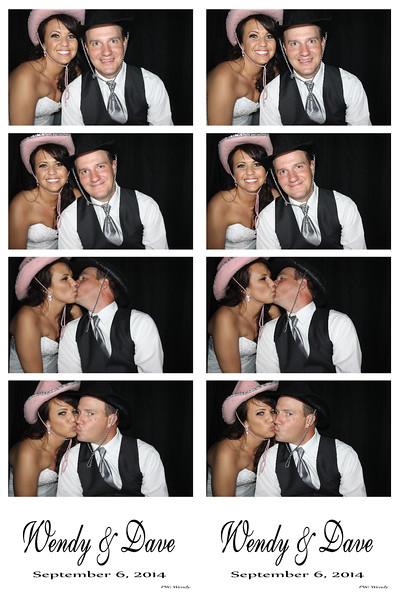Wendy & Dave September 6, 2014