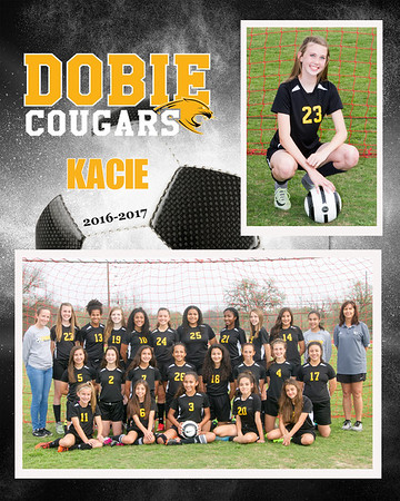Dobie Soccer 16-17 contact lzgardner@hotmail.com to order