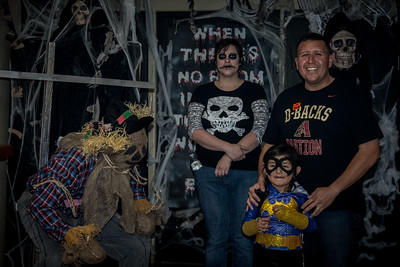 20161031 FOP Haunted House