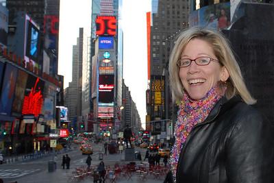 Leadership Weekend NYC 12/12-13, 2008