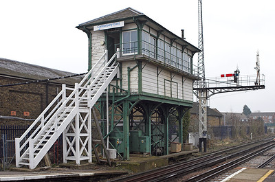 Southern Region Signal Boxes