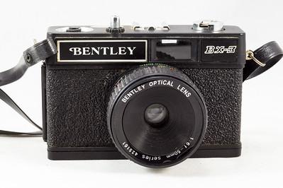 Bentley BX-3, 1986