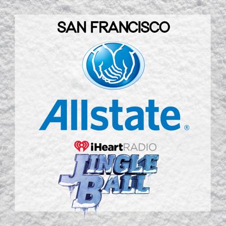 12.03.2015 - Jingle Ball - iHeart Radio - San Francisco, CA presented by Allstate