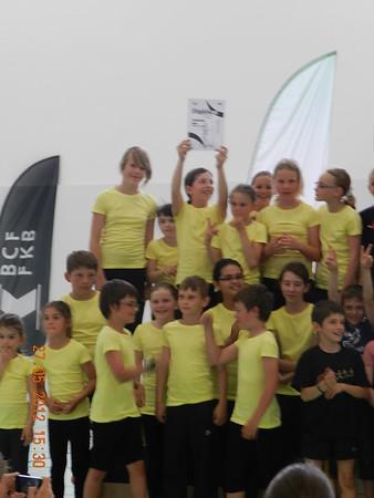 Championnat cantonal société 2012 - Courtepin
