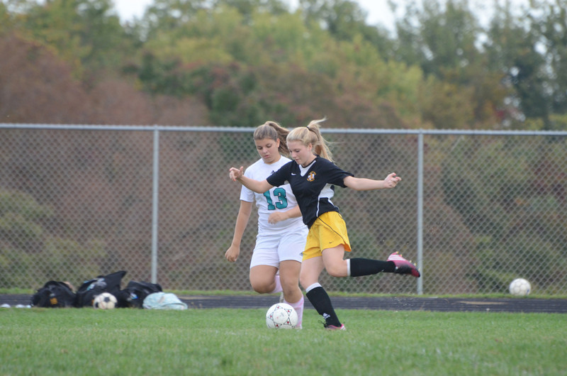 Girls JV Soccer October 3 vs Harford Tech
