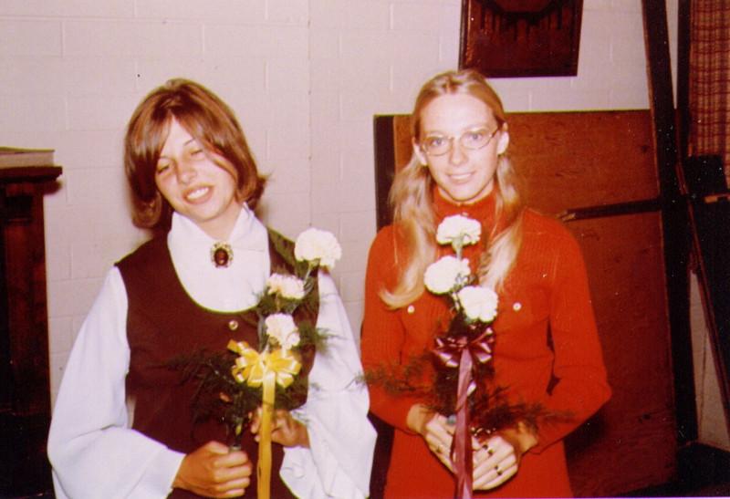 The Wedding, the Bride & Bridesmaid.jpg