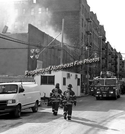 Bronx- 1732 Davidson Avenue- 1/17/06