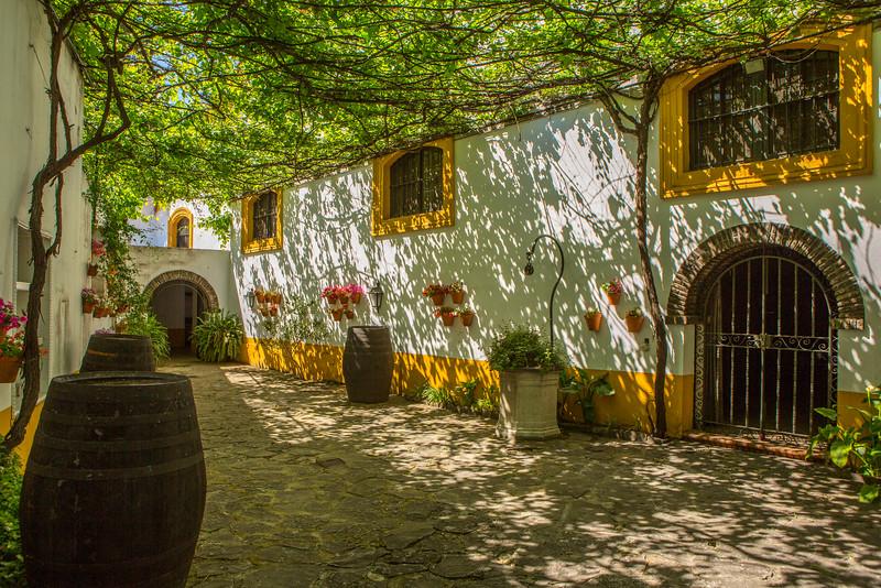 Sandeman Winery
