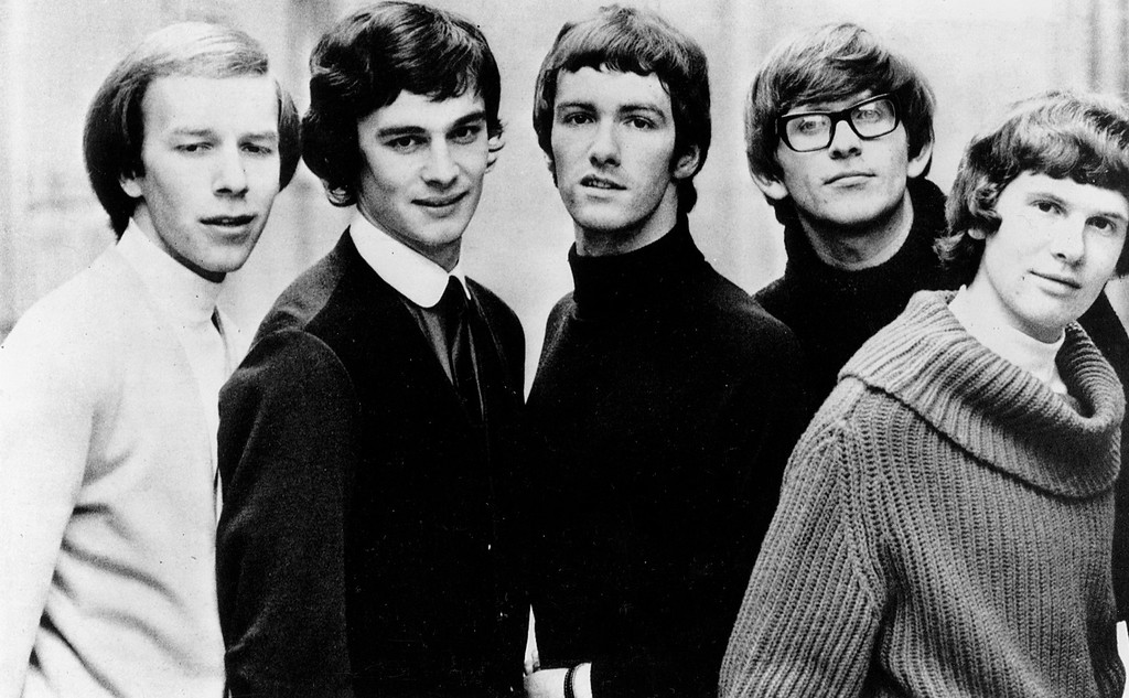 . The Zombies (Courtesy of the Rock & Roll Hall of Fame and Museum)