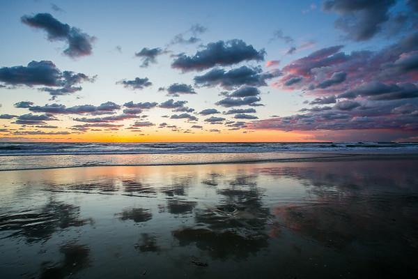 Sunset 2-18