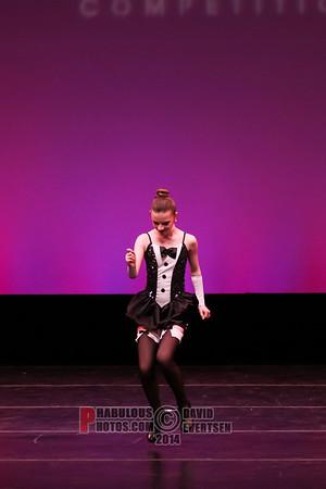 Patricia Ann Dance Studio - 2014