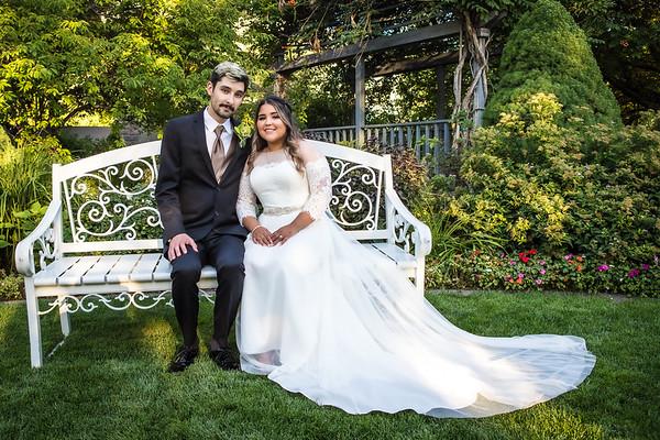 Guevara Wedding-Aubri and Damien