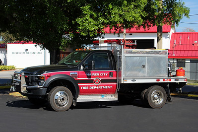 Haines City Fire Dept