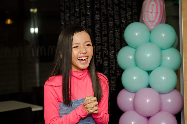 Zuri's 12th Birthday Surprise