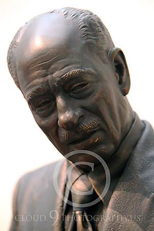 Anwar el-Sadat Statuary Pictures