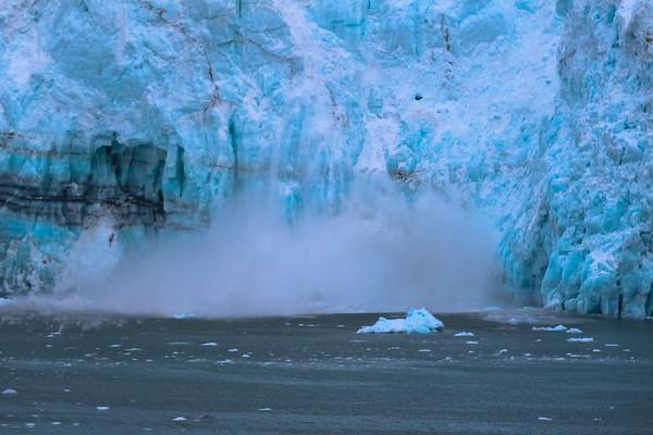 Lamplugh Glacier, Alaska - May, 2014