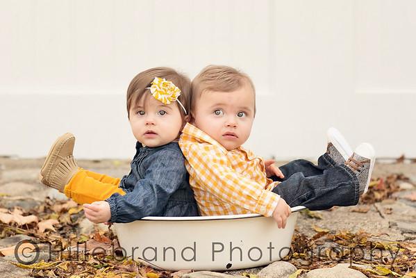 Jack & Evelyn: 9 Months