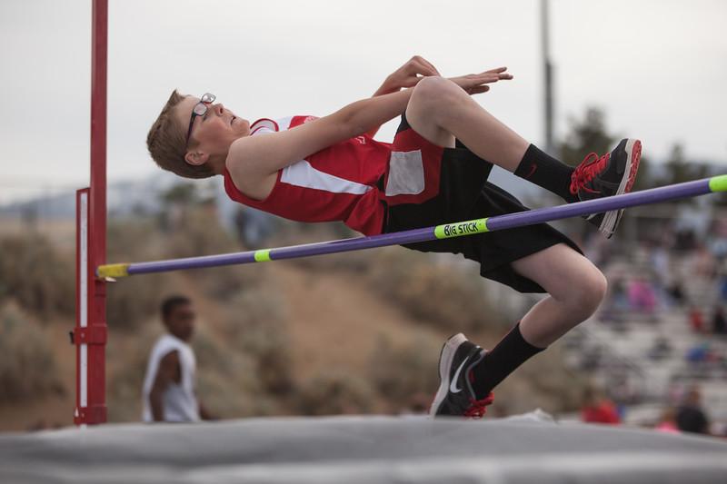 Jr High Track 2014