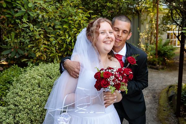 Rebecca and Shaun - Wedding