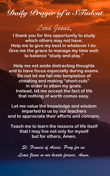Daily Prayer of a Student revised 20x39.jpg