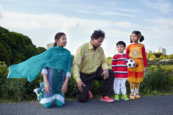 ジャシム一家 Jashim Family, 2012 - 2017