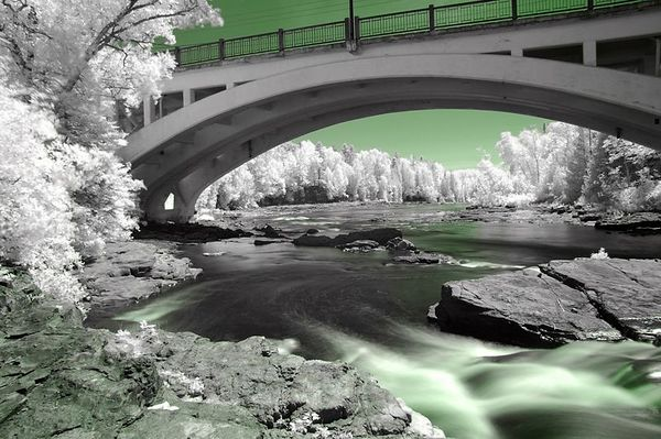 Infra Red Photos