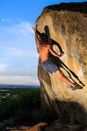 Bouldering in Billings, MT