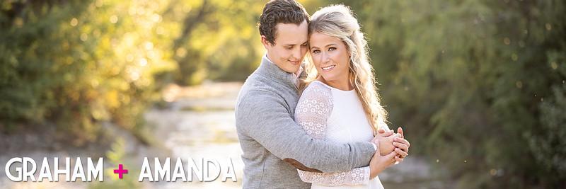 Amanda + Graham