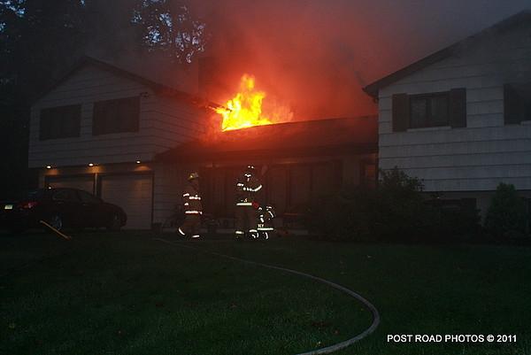 House Fire 62 Cedar Hill Rd