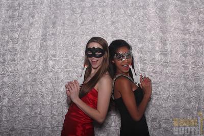 Sarah's Sweet 16 Masquerade Party