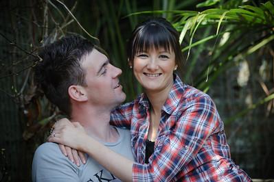 Claire & Mark Pre Wedding
