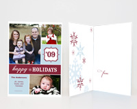 "5"" X 7"" Folded Photo Cards"