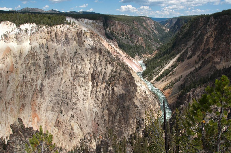 Yellowstone River, Yellowstone National Park