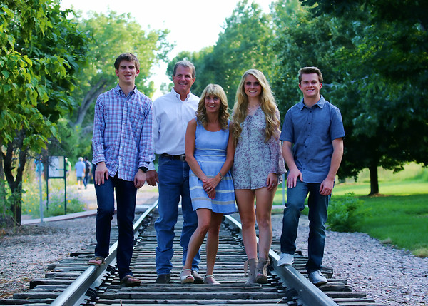 The McGinnis Family - August 2016