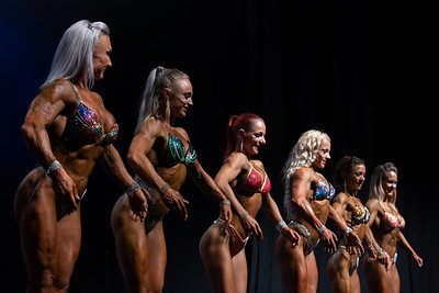 Pro Qualifier Womens Figure Class A Up to 163 cm