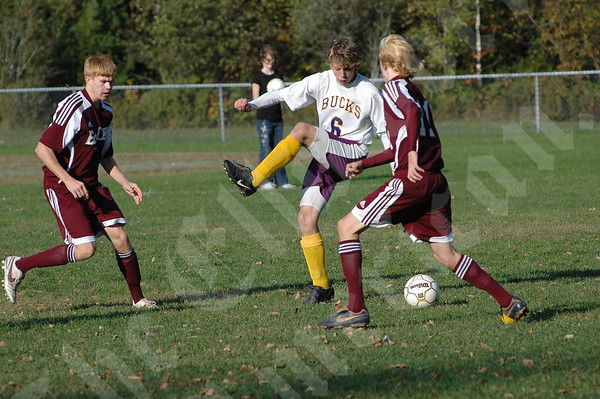 Ellsworth Vs. Bucksport: October 6, 2008