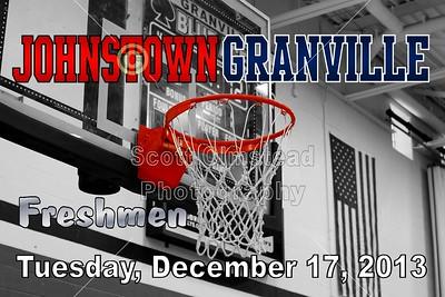 2013 Johnstown at Granville FRESHMEN (12-17-13)
