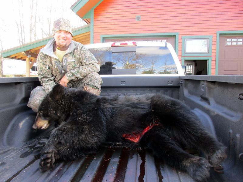 2018 - Jason Chambers, Rutland Co., 225 lbs.